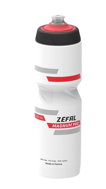 Zéfal Magnum Pro 975 ml bílá/červená