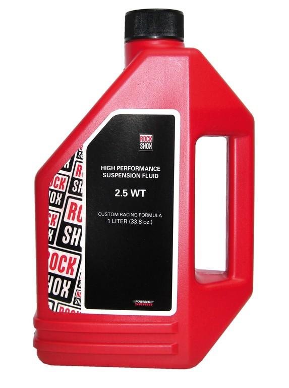 RockShox olej, 2.5wt, 1 litr láhev