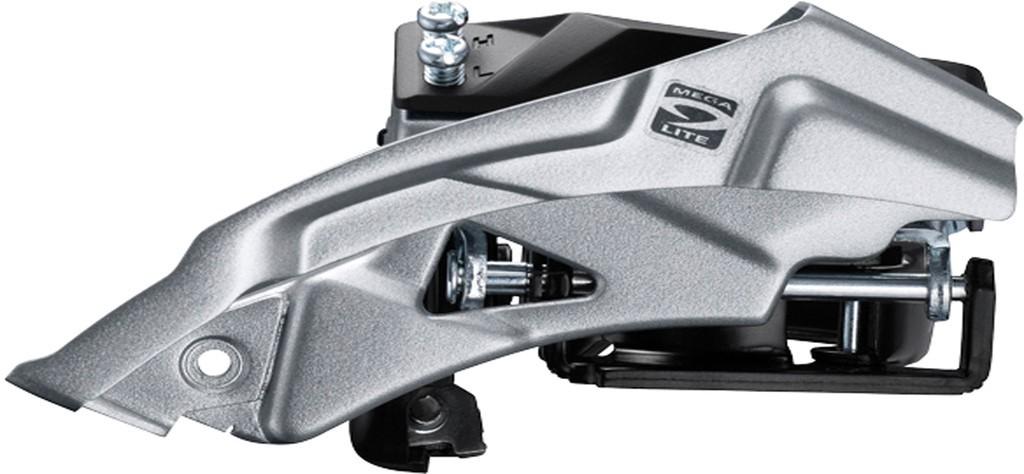 Shimano přesmykač ALTUS FD-M2000 pro 3x9 obj. 34,9/31,8 + 28,6 Top-swing dual pull pro 40z max