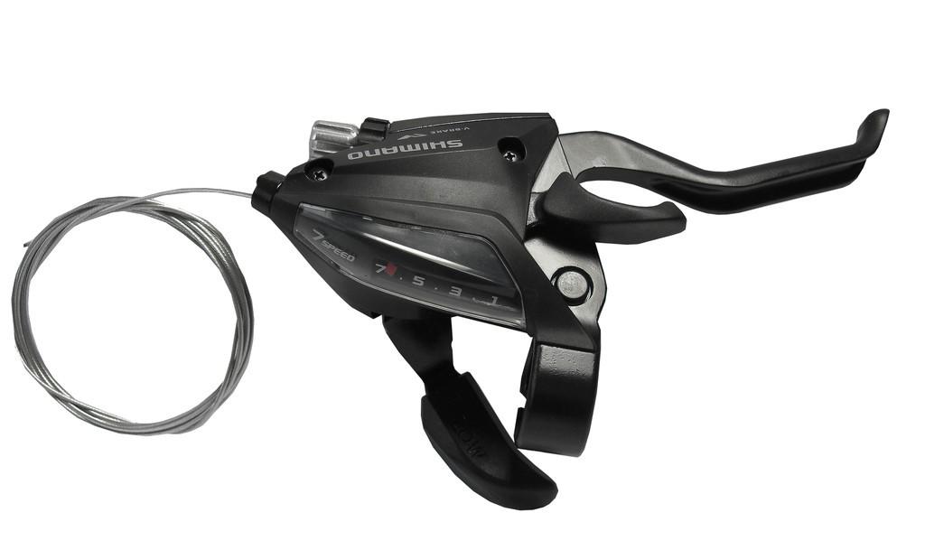 S+B-Hebel Shimano ST-EF 500 2-Finger - S+B-Hebel Shimano ST-EF 500 2-Finger
