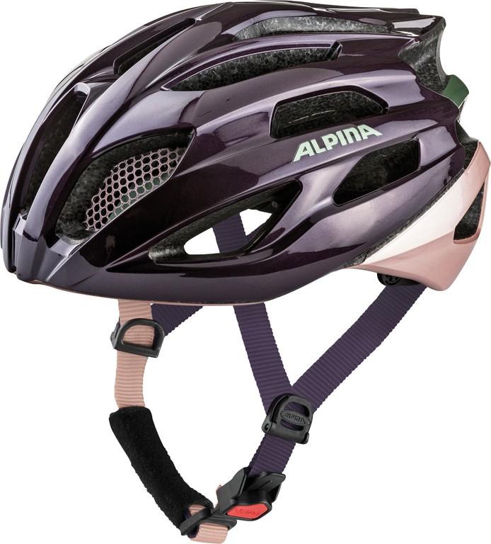 Cyklistická helma Alpina Fedaia, nightshade vel.53-58cm