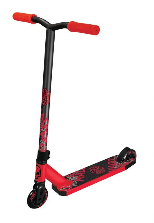 Koloběžka Madd Whip Tacker červená/černá