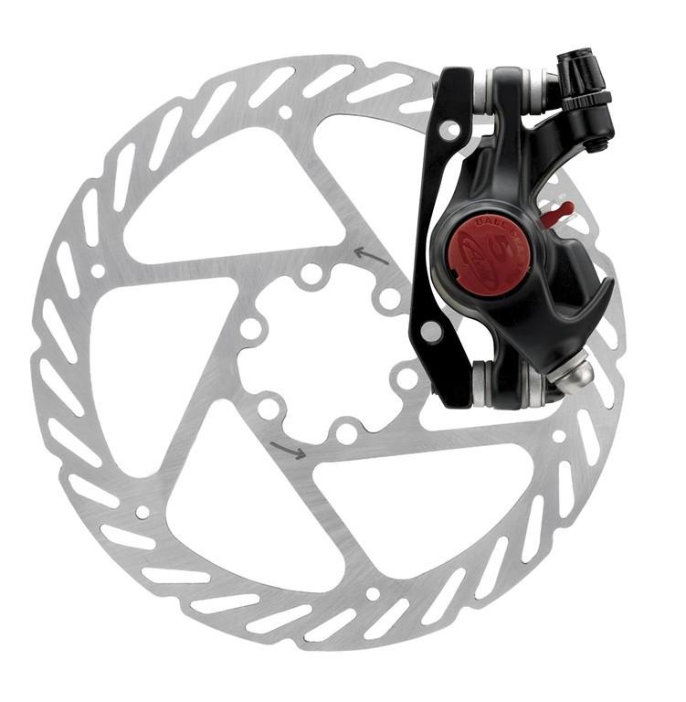 Kotouc.brzda Avid BB5 MTB mechanická cerná