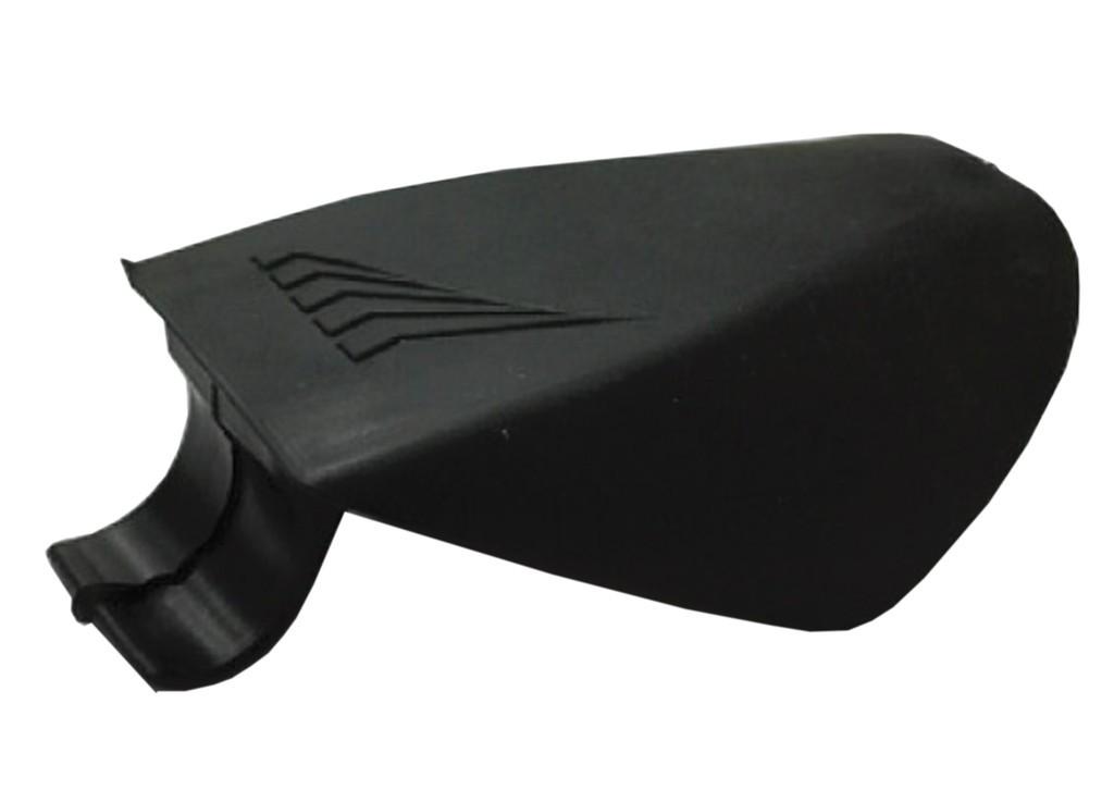 Ochranný kryt E-Bike Xduro,cerná,2016,umelá hmota,cerná Gen2,haibike