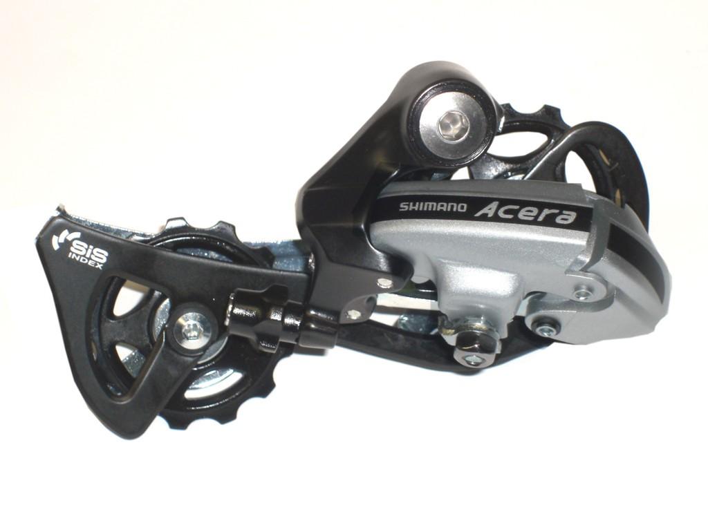 Shimano přehazovačka ACERA RD-M360 SGS typ 7/8 rychl klasická pruž stříbrná