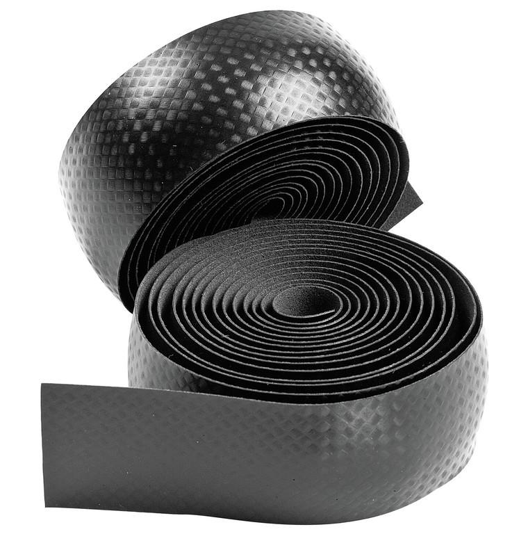 Polser-páska na ridítka - sadaCarbonio, cerná - karbon.vzhled