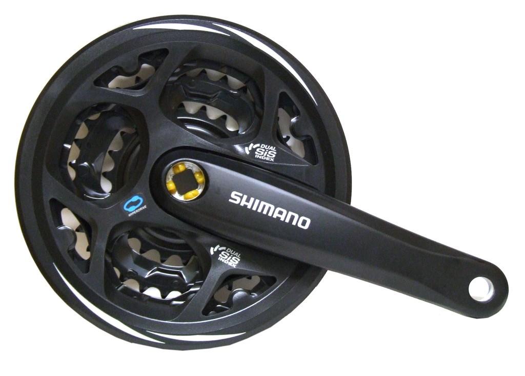KRG Shimano M311 22/32/42 Zähne 170mm - KRG Shimano M311 22/32/42 Zähne 170mm