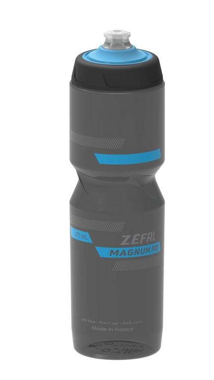 Zéfal Magnum Pro 975 ml šedá/ modrá