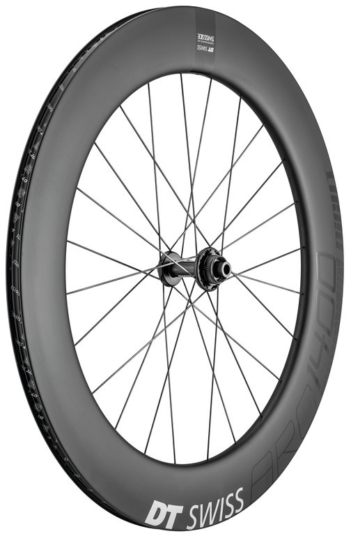 "DT Swiss ARC1400 Dicut80 DB28""/17mm,Carbon, Center Lock, 100/12 mm TA"