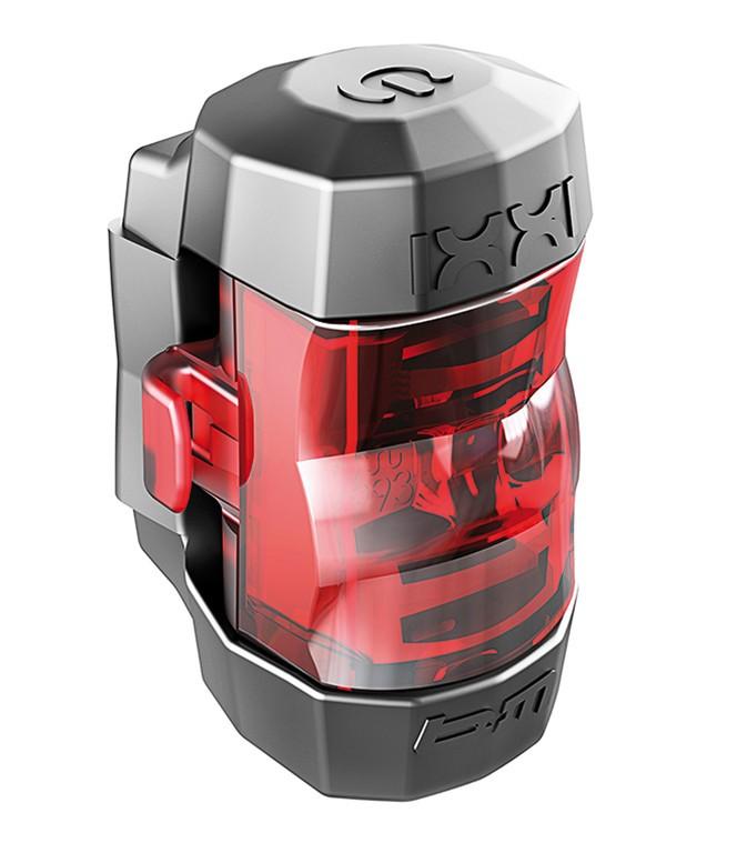 Batterie-Diodenrücklicht b&m - Batterie-Diodenrücklicht b&m