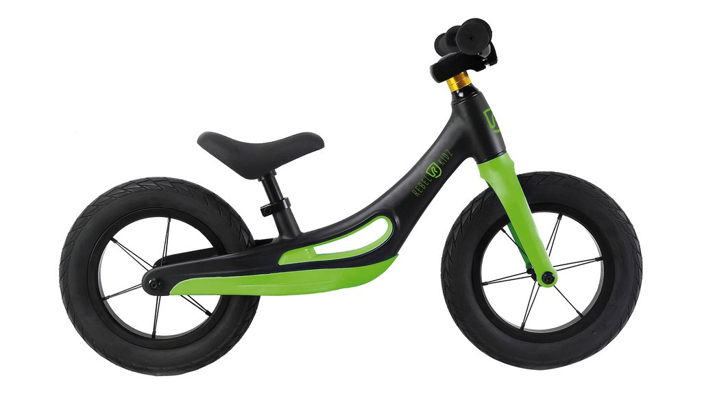 Rebel Kidz Mg Runner černé/zelené