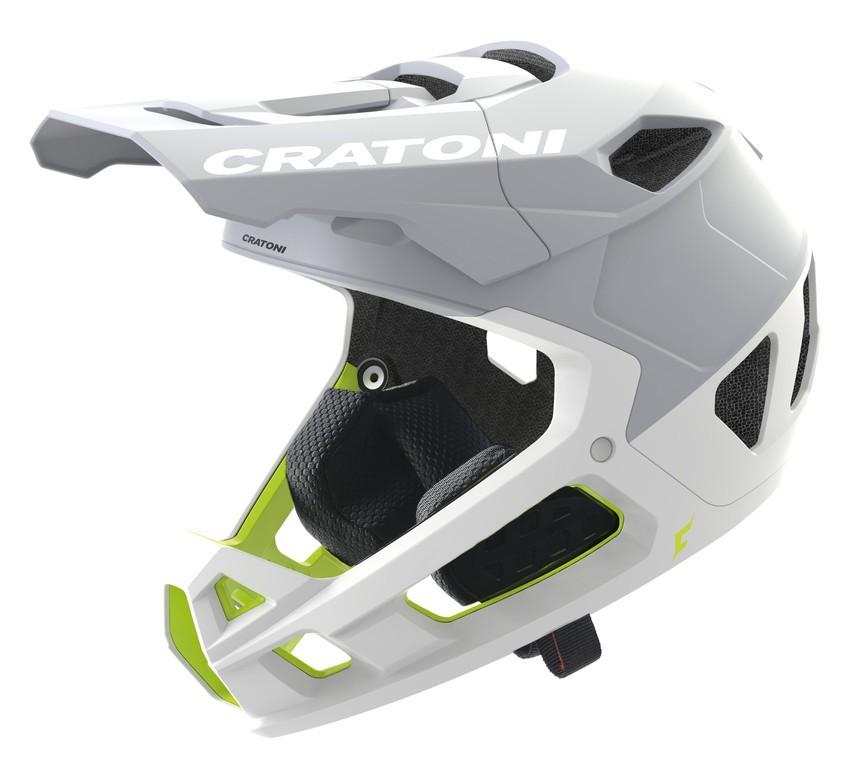 Cratoni Interceptor 2.0 bílá (54-58 cm)