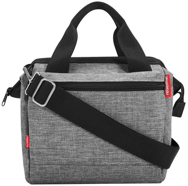 KLICKfix ROOMY twist silver + adaptér