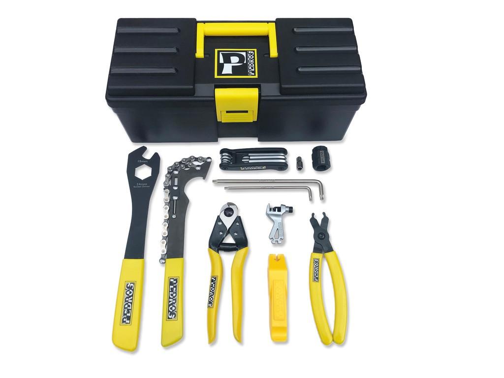 Pedros Starter Bench Tool Kit