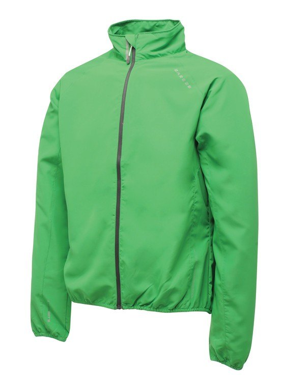 dare2b - Herrenjacke Dare2b Fired Up Windshell trek green, Gr. XL - 471056 -