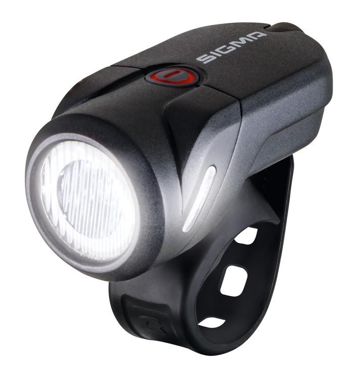 LED-pr.svetlo na bat.Sigma Aura 35 USB 35 Lux