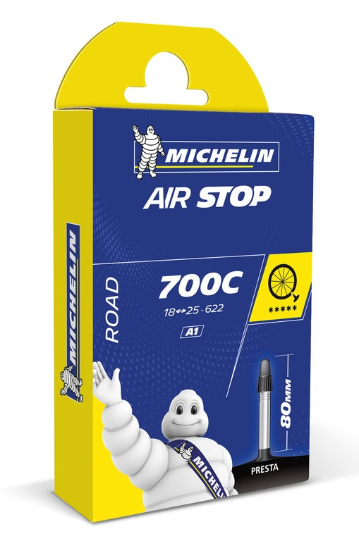 "Michelin A4 Airstop 28""/29"" 48/62-622, AV 34 mm"