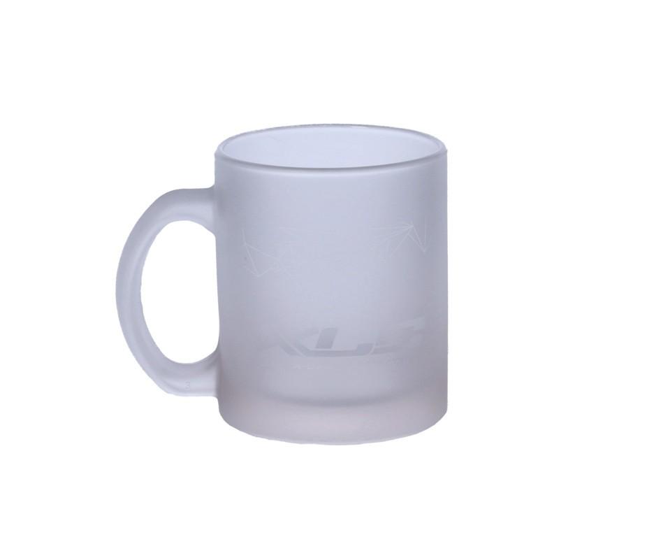 XLC šálek - 6 ksbílá, 0,25 l, sklo