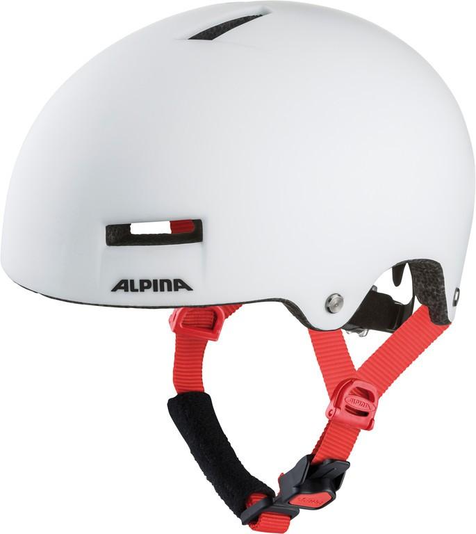 Helma Alpina Airtimebílá vel.52-57cm