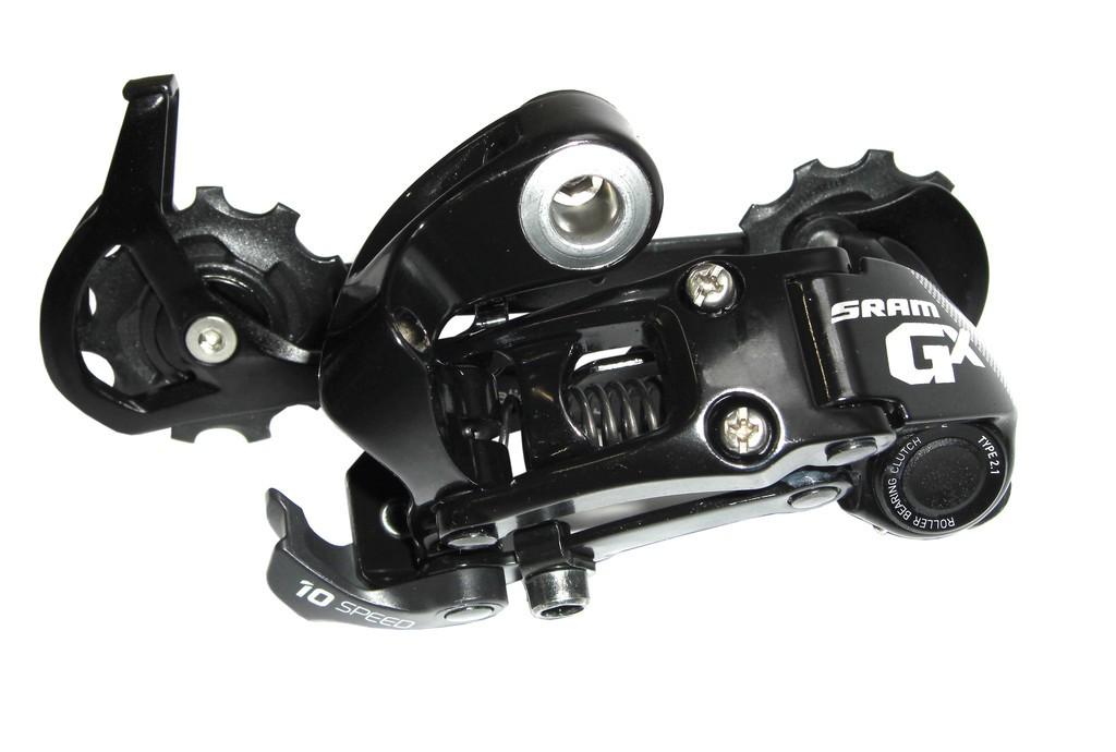 Přehazovačka SRAM GX Type 2.1, 10rychl., dlouhé vodítko, černá