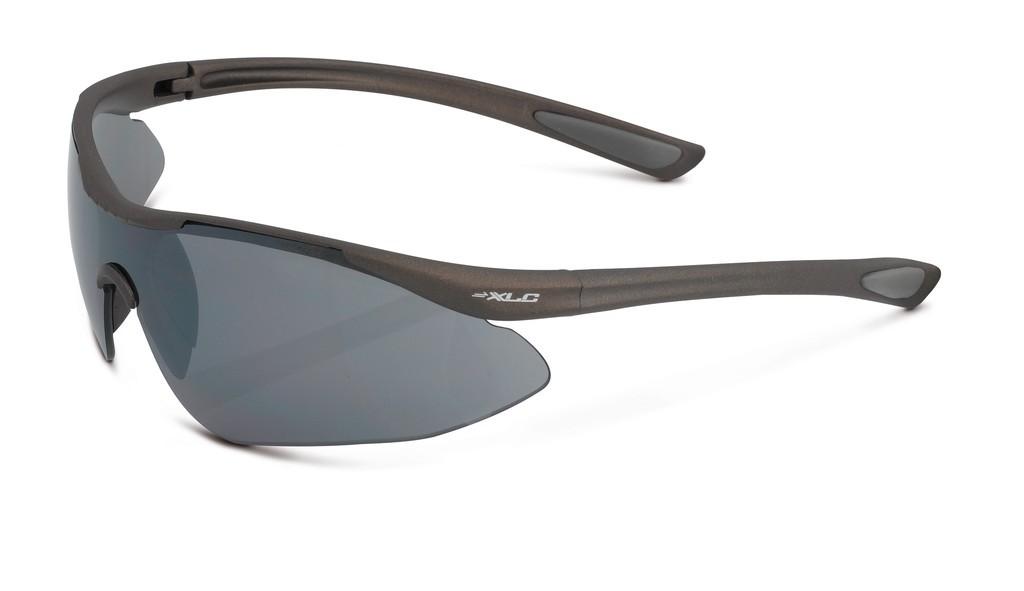 Sluneční brýle XLC Bali Hnědé