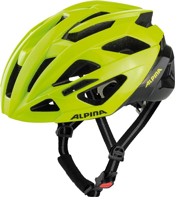 Cyklistická helma Alpina Valparola, be visible vel.51-56cm