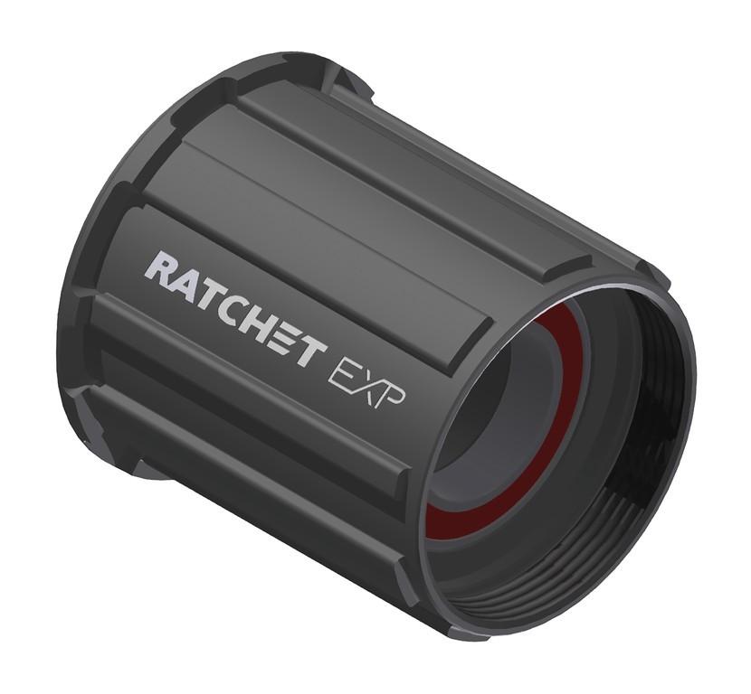 Rotor DT Swiss Ratchet EXP Road, Shimano11SP, hliník,šedá, HWRABL00E5202S