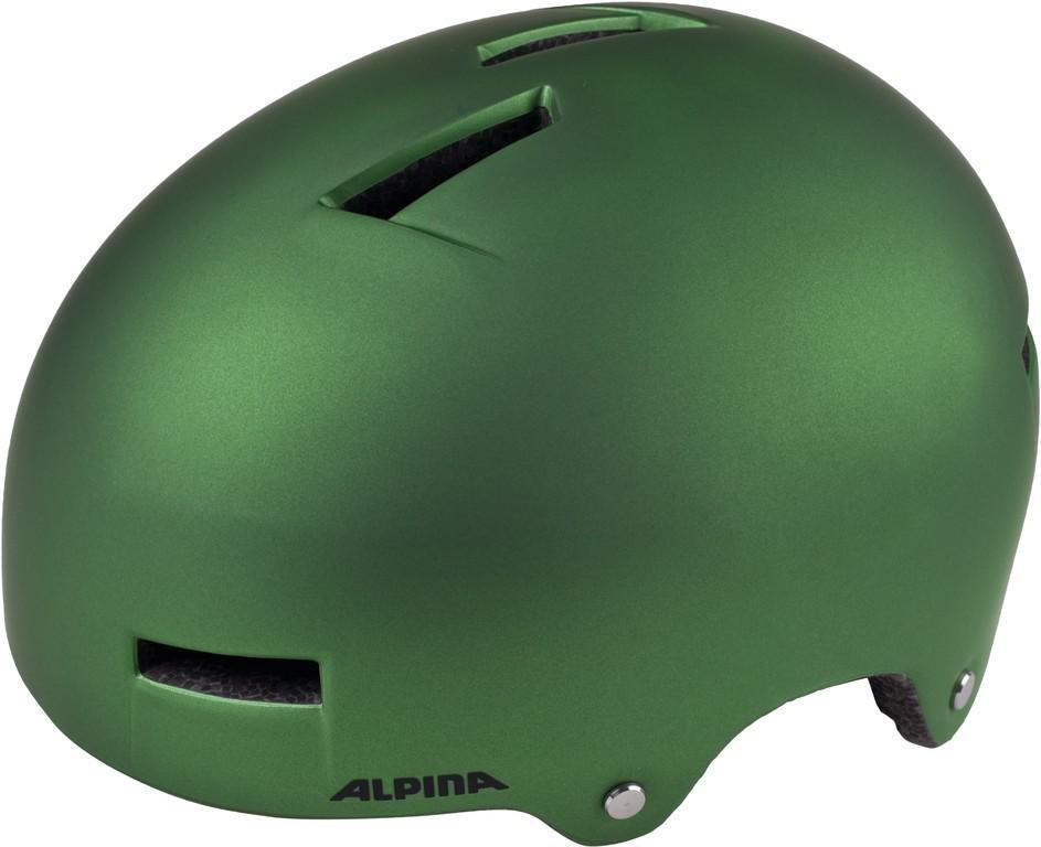 Helma Alpina Airtimezelená vel.52-57cm