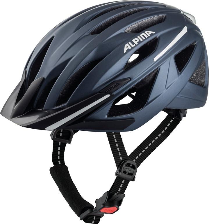 Cykl.helma Alpina Haga, indigo mat. vel.51-56