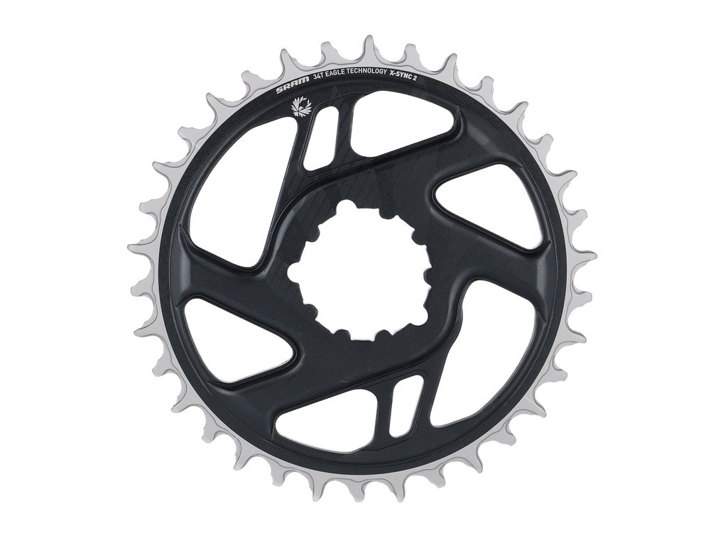 Prevodník Sram X-Sync 2 Eagle Boost DM 34Z,šedá,hl,,3mm Offset,11.6218.046.006