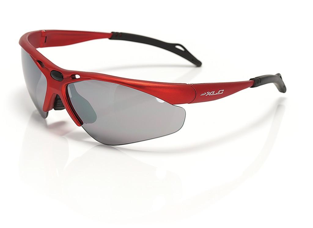 Sluneční brýle XLC Tahiti červené