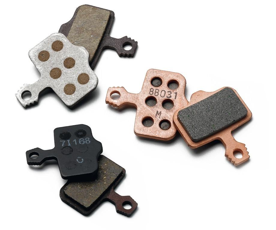 Brzdové destičky Metal sintrované/ocel - (Powerful) - Elixir/DB/Level TL/Level T/Level/Lev