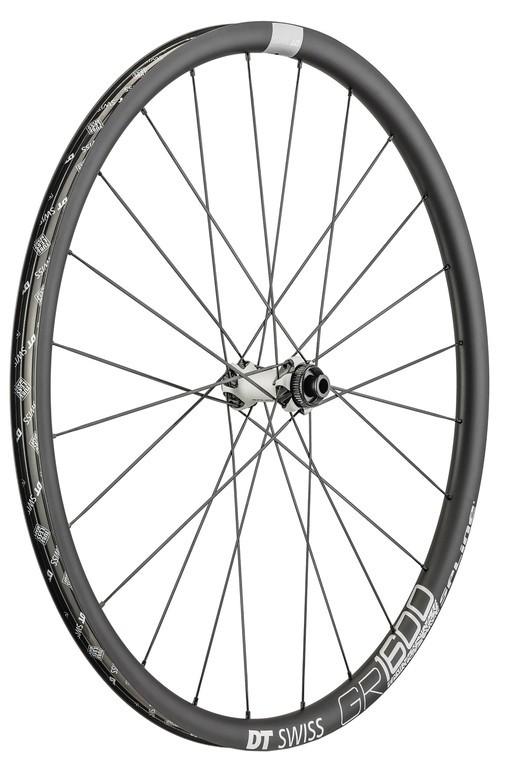 DT Swiss GR1600 Spline 700C DB hliník černá CL100/12mm TA