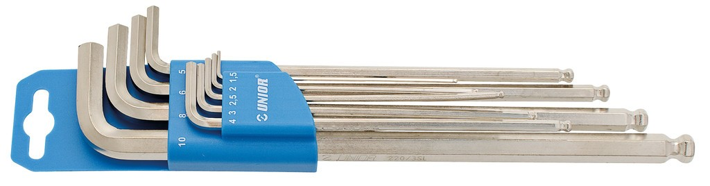 Unior 220/3SLPH 1,5-10mm