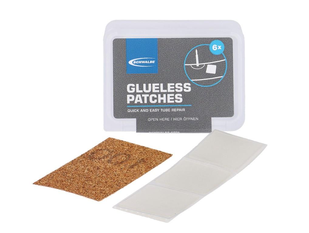 Schwalbe Glueless Patches (6 ks)