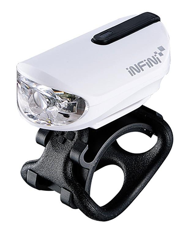 Přední světlo Infini I-210P Olley bílé