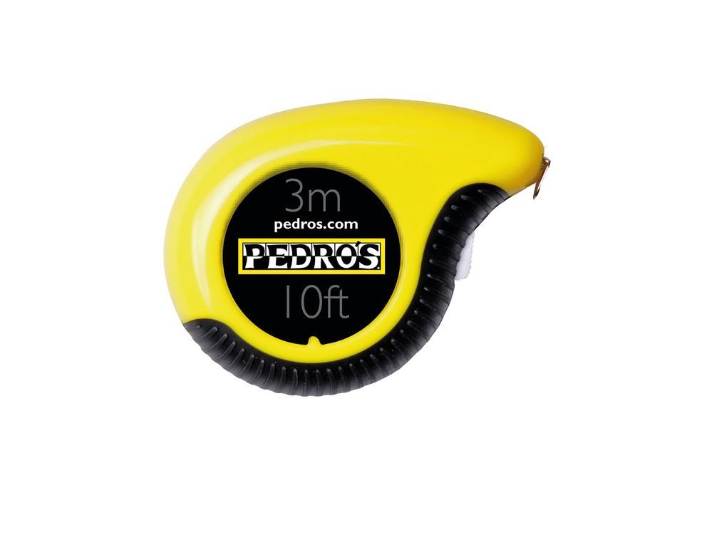 Pedros Tape Measure 3m
