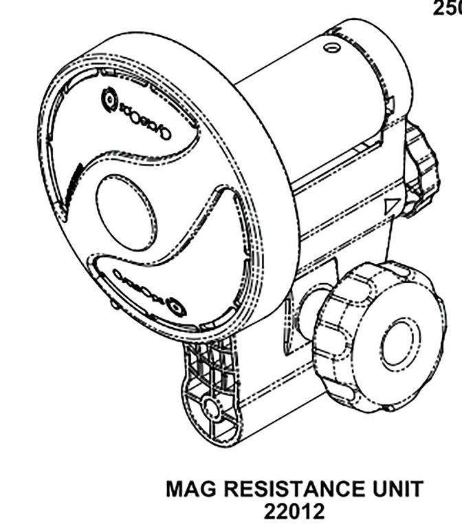 Jednotka odporu Cycle Ops,pro Mag+Shifter
