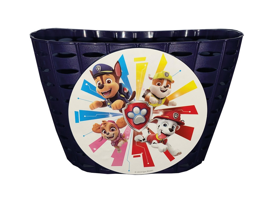 Bike Fashion PAW Patrol basket