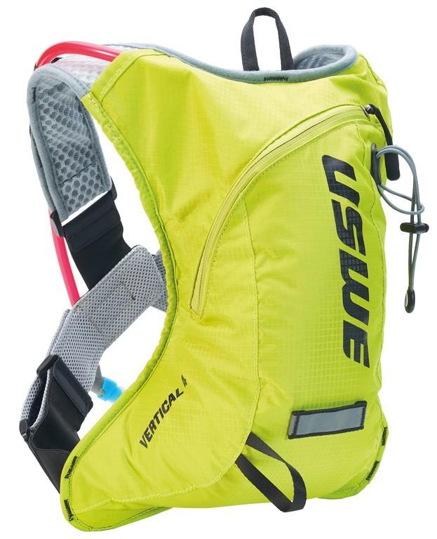 Nápojový ruksak USWE Vertical 4 Plus,žlutá