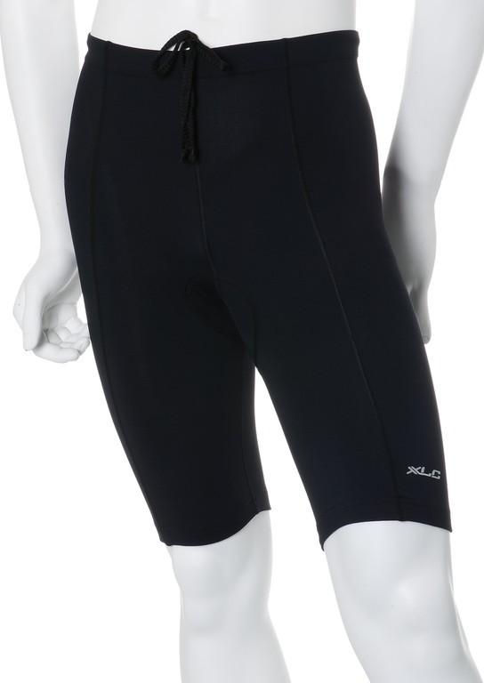 Cyklistické kalhoty XLC Comp černé vel. S