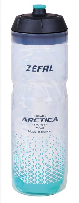 Zéfal Arctica 75 stříbrná/zelená (750 ml)