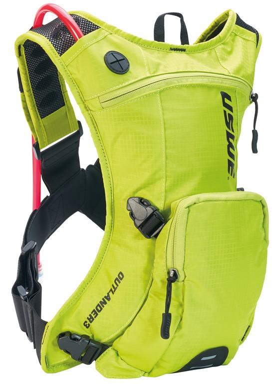 Nápojový ruksak USWE Outlander 3,žlutá
