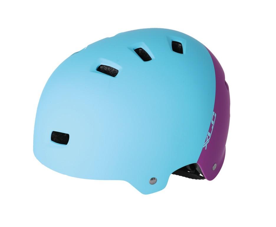 XLC BH-C22 modrá/fialová (53-59 cm)