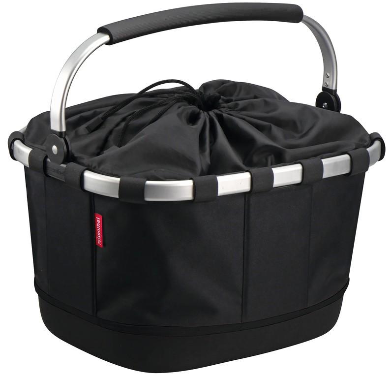 KLICKfix Carrybag GT Racktime černá