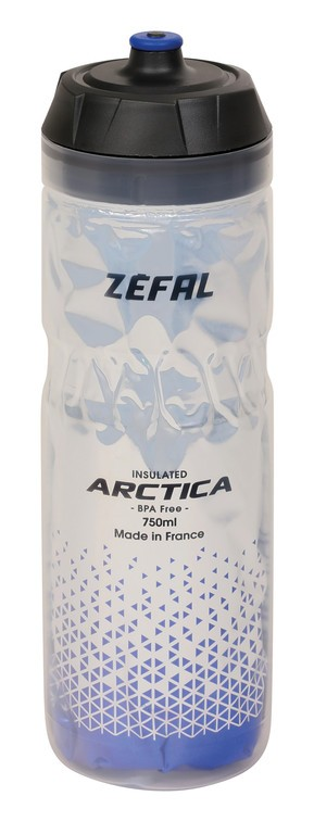Zéfal Arctica 75 stříbrná/modrá (750 ml)