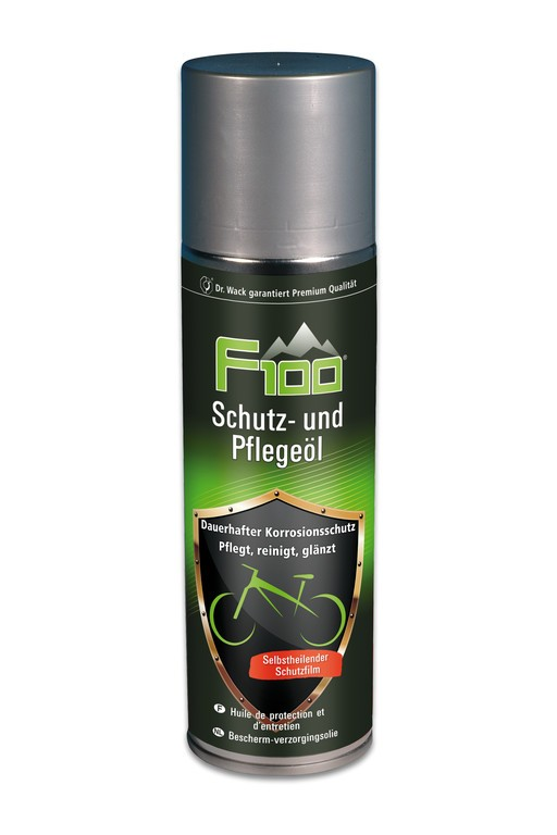 F100 Schutz und Pflegeöl 300 ml