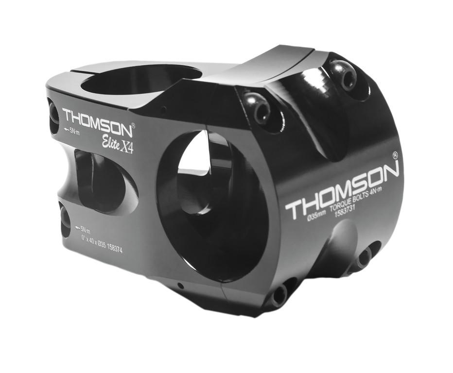 Thomson Elite X435,0/40 mm 0° černý