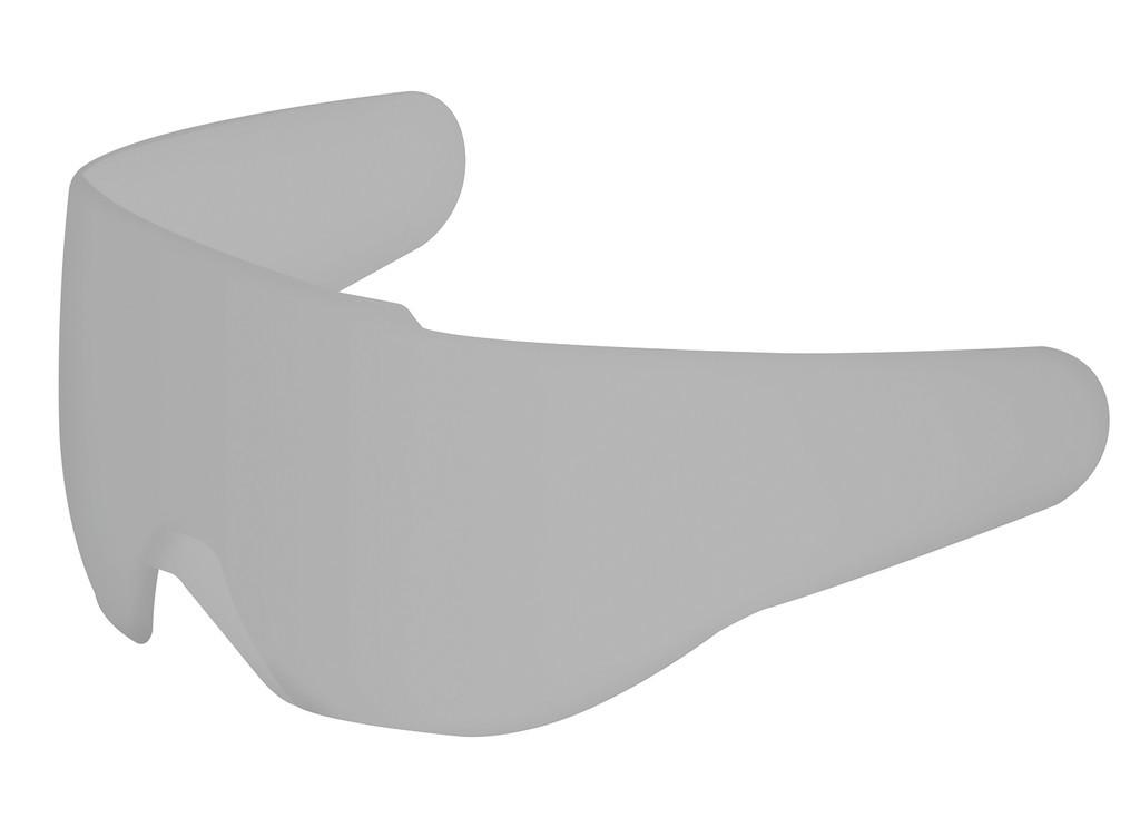 Cratoni štítek přilby pro Commuter nebo Evo kouřový