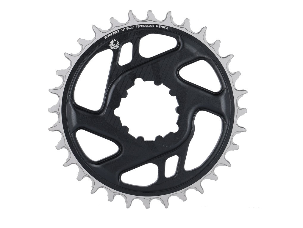 Prevodník Sram X-Sync 2 Eagle Boost DM 32Z,šedá,hl,,3mm Offset,11.6218.046.005